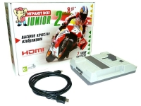 Приставка Dendy Junior Classic HDMI 440-in1+пистолет
