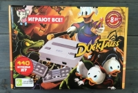 Приставка Dendy Duck Tales HDMI 440-in-1