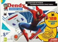 Приставка Dendy Spider-man 128-in-1