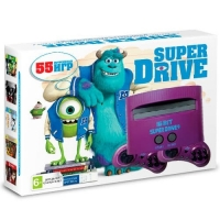 Приставка Sega Super Drive 55 in1 Monster inc.
