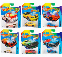 Машинка Hot Wheel Color